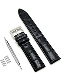 Mens Watch Bands Amazon Com