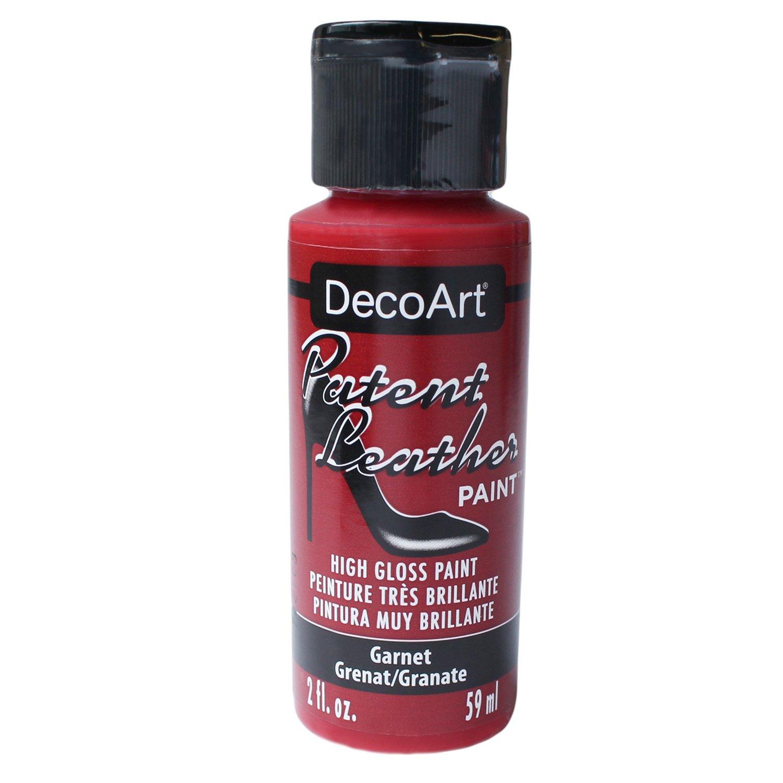 Amazon.com: Charol pintura 2oz-garnet: Arte, Manualidades y ...