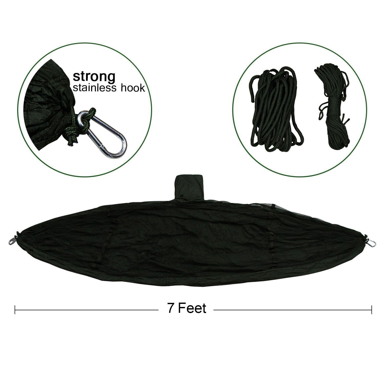 Dayincar Portable Strength Parachute Mosquito Image 2