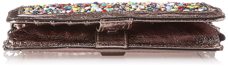 c7fc92e52444 Betsey Johnson Rock On Wallet On A String Crossbody Bag