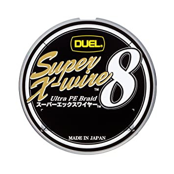 amazon デュエル duel スーパーエックスワイヤー8 super x wire 8