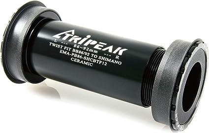 Tripeak Ceramic Bearing Bottom Brackets fits BB30 For 30mm Long Spindle crank