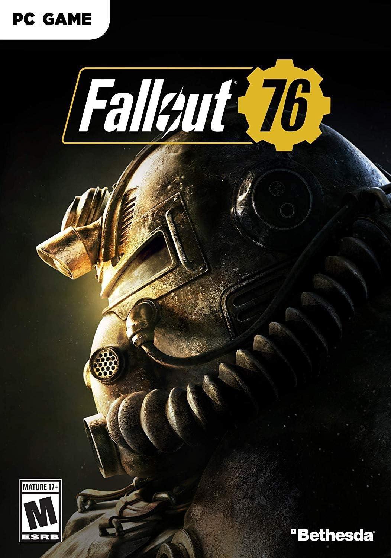 Amazon com: Fallout 76 - PC: Video Games