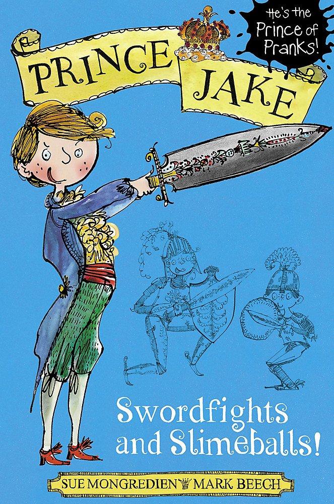 Download Swordfights and Slimeballs! (Prince Jake) pdf
