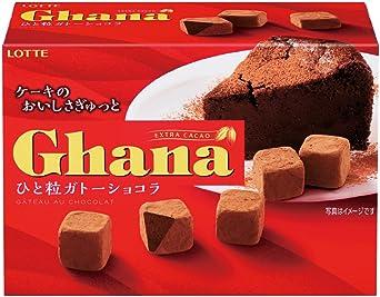ガーナ ガトー ショコラ