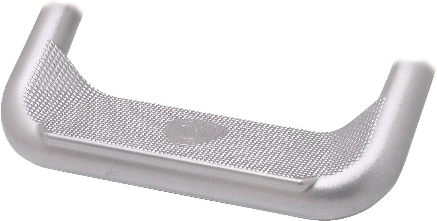 Carr 120254-1 Super Hoop XP4 Titanium Silver Powder Coated Step