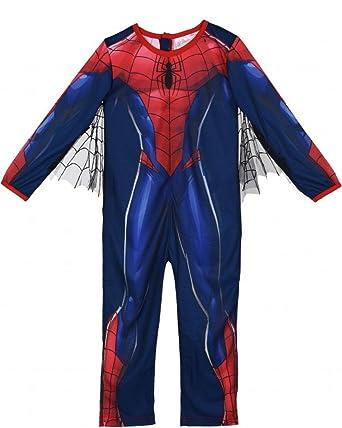 Chándal Spiderman niño Med. 3 4 6 8 Invierno 2020: Amazon.es: Ropa ...