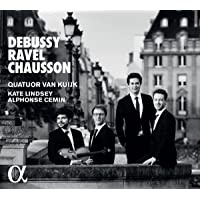 Debussy/Ravel/Chausson