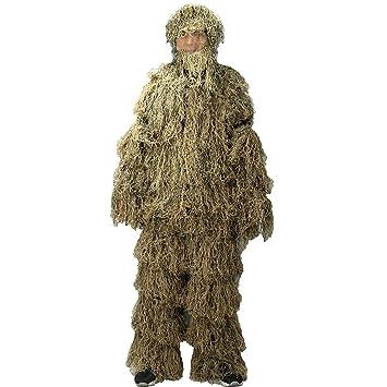 Amazon.com: Juego de traje camuflado de adulto para caza ...