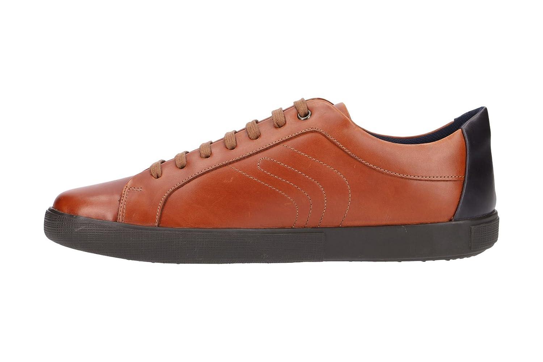 8025c7e71f8 Geox Men's U845MA 00043 C6001 Classic Lace-up Half Shoe: Amazon.co.uk:  Shoes & Bags