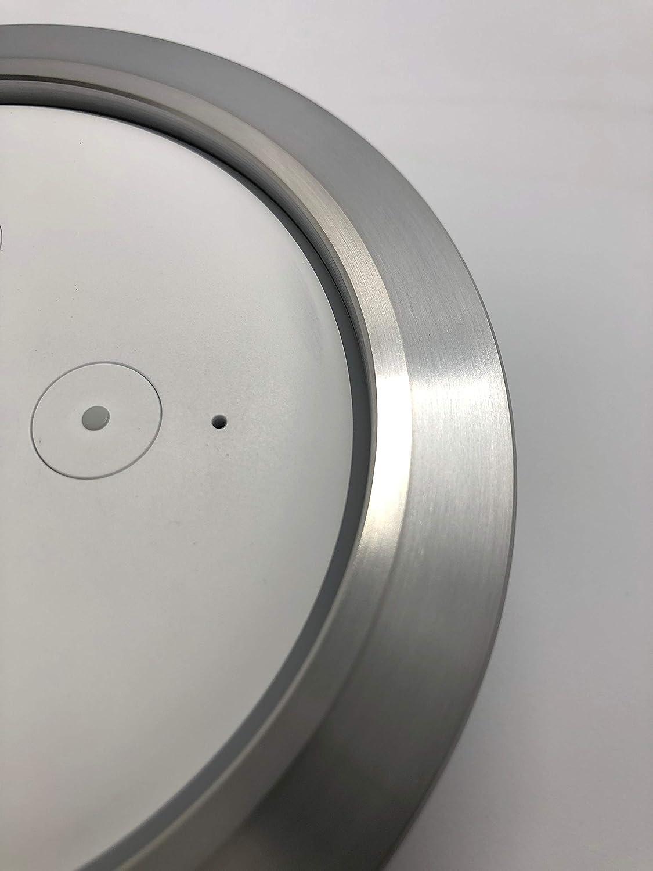 Einbaurahmen kompatibel mit Echo Dot 3.Generation Echo Frame 3.0 Hochglanz