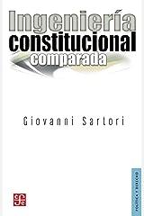 Ingeniería constitucional comparada Edición Kindle
