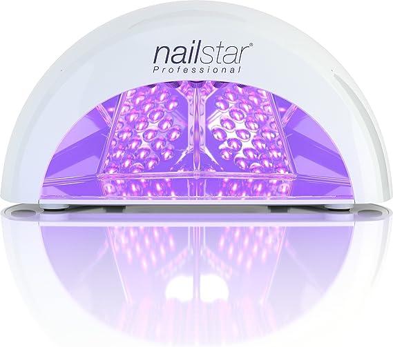 NailStar® Professional LED Nail - Top Pick Best Led Nail Lamp UK