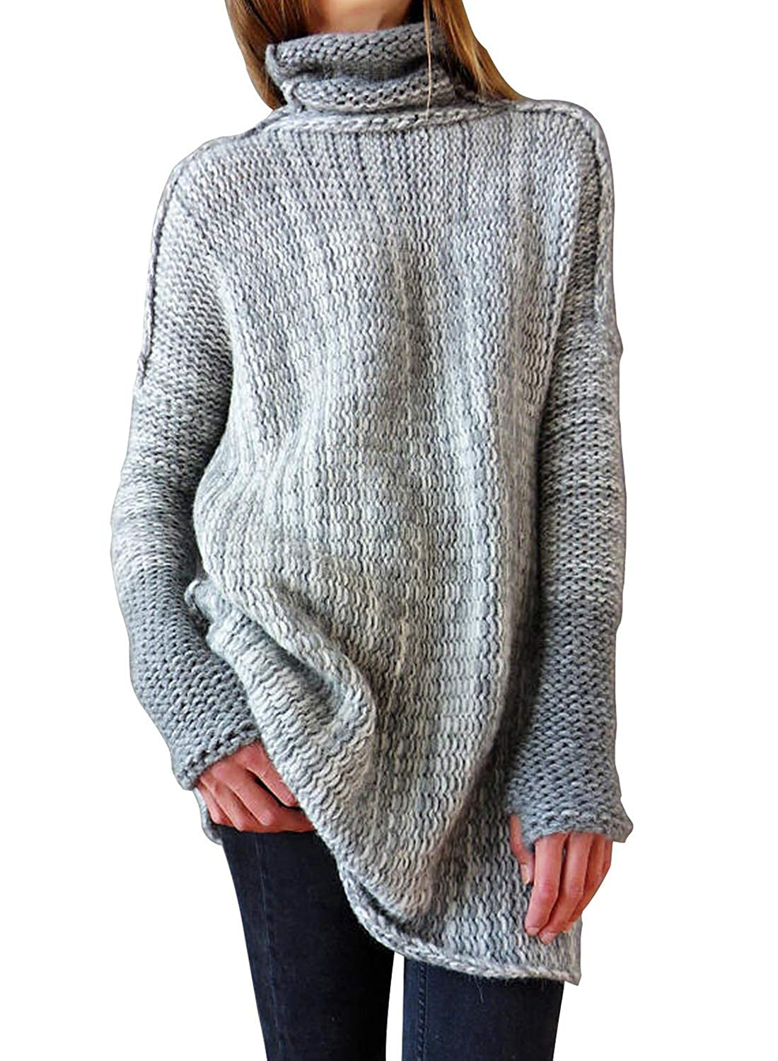 5d4afeeac76 Top 10 wholesale Chunky High Neck Sweater - Chinabrands.com