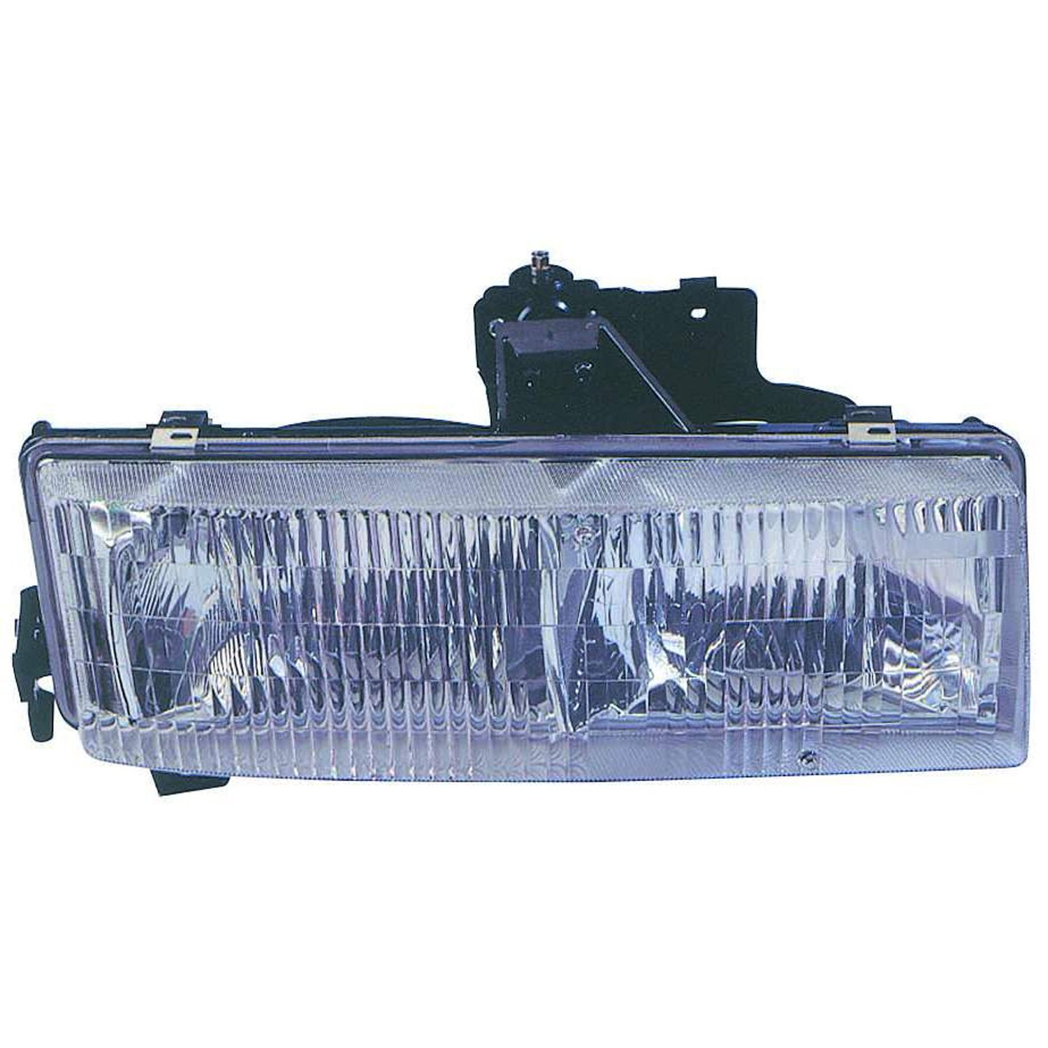 Partslink GM2503176 Multiple Manufacturers GM2503176C OE Replacement Headlight Assembly CHEVROLET VAN CHEVY EXPRESS