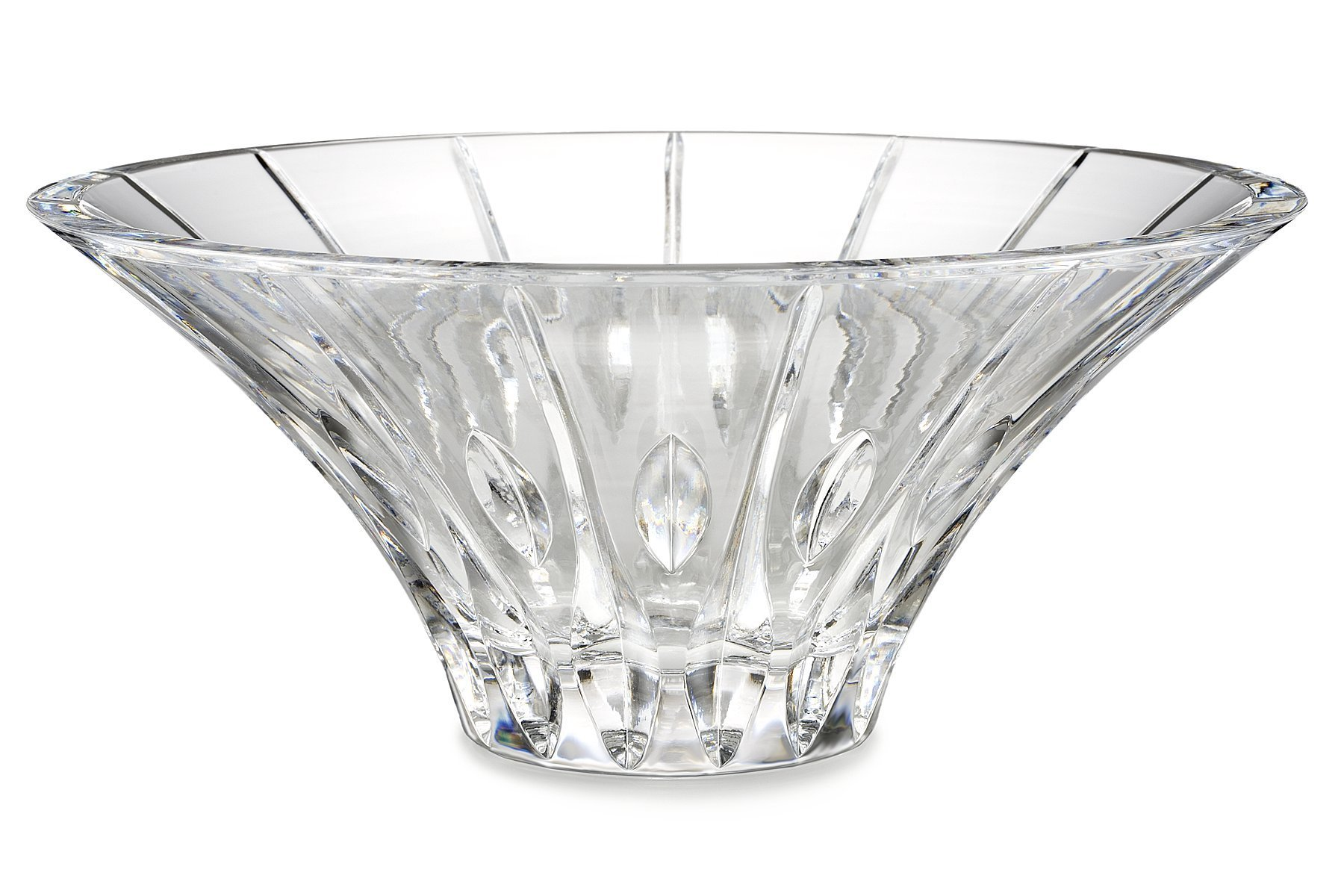 Marquis by Waterford 154143 Sheridan Flared 10-Inch Bowl by Marquis By Waterford