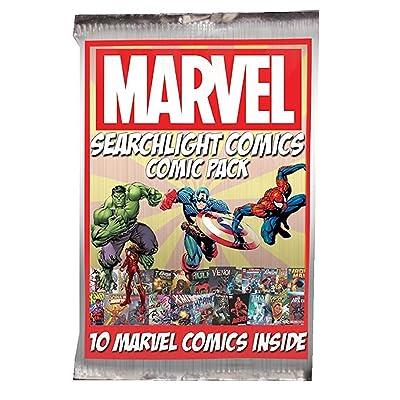 Searchlight Comics 10 Pack Bundle (Marvel): Toys & Games