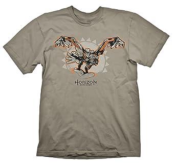 Camiseta Horizon Zero Dawn Stormbringer Xl