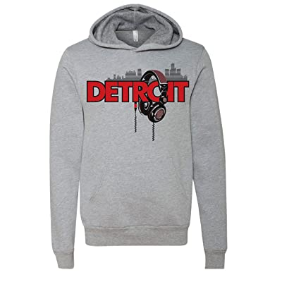 Rock City Threads Sounds of Detroit Fashion Hoodie at Men's Clothing store