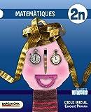 Ninois 2n CI. Matemàtiques. Llibre de l ' alumne (Materials Educatius - Cicle Inicial - Matemàtiques) - 9788448935887