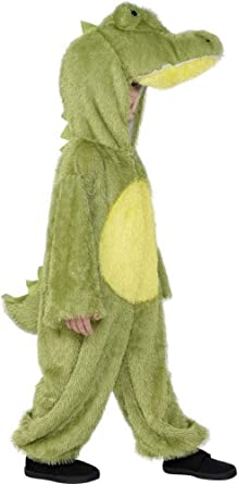 Boys Green Dinosaur Book Day Halloween Fancy Dress Up Costume Outfit 4-12 years