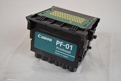 Canon PF-01 - Cabezal de impresora: Amazon.es: Oficina y papelería