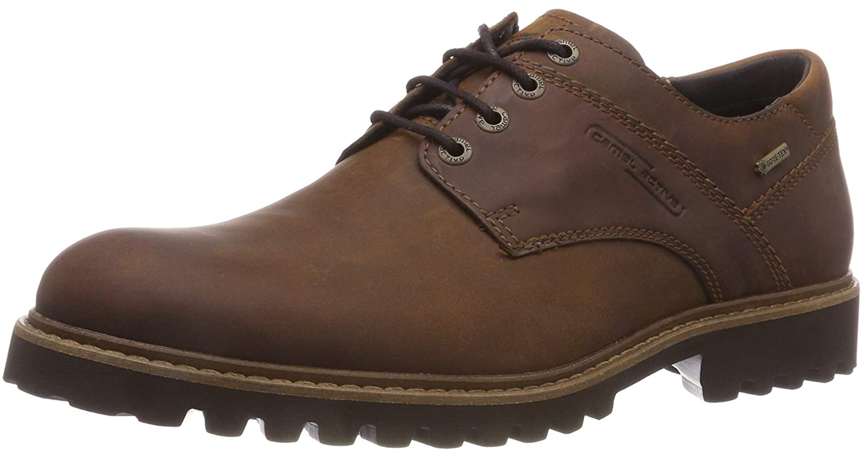 TALLA 41 EU. camel active University GTX 11, Zapatos de Cordones Derby para Hombre