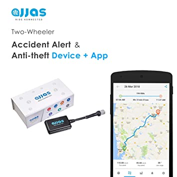 f9f2144b044 Ajjas V2 Theft Detection Accident Alert  Amazon.in  Electronics