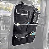 "CARTMAN Standard Car Seat Back Organizer, Multi-Pocket Travel Storage Bag, 16.1"" x 25.6"""