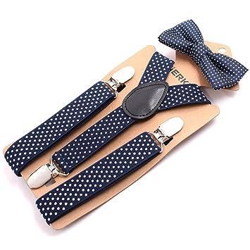 LLZGPZBD Tirantes/Baby Suspenders Fashion Kids Tirantes con ...
