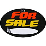 Amazon Com Chroma Graphics For Sale Sign Static Cling Automotive