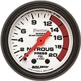 Auto Meter 5728 Phantom Mechanical Nitrous Pressure Gauge