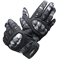 VIMOV Tactical Guantes - Hombres Hard Knuckle Guantes