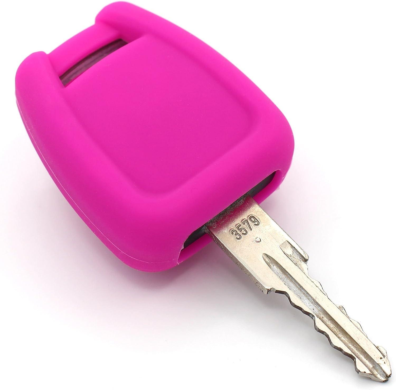 Schlüssel Hülle Of Für 3 Tasten Auto Schlüssel Silikon Elektronik