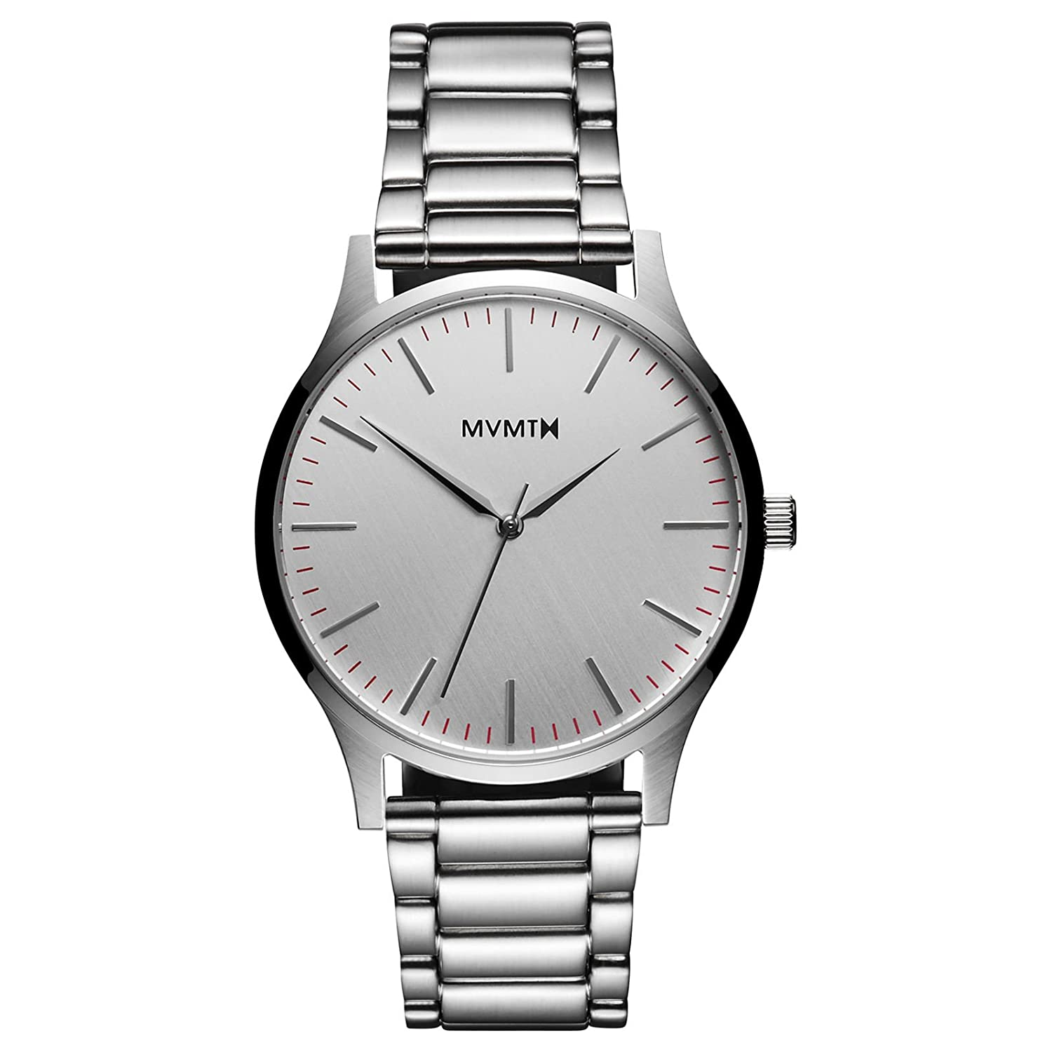 MVMT Watches 40 Series Herren Uhr Silver
