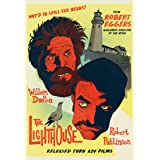N116 The Lighthouse Movie 2019 24x36 20x30 Art Fabric Poster