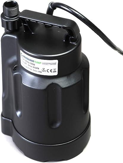 Superior Pump 91570 1//2 HP Bomba Sumergible utilidad Termoplástico