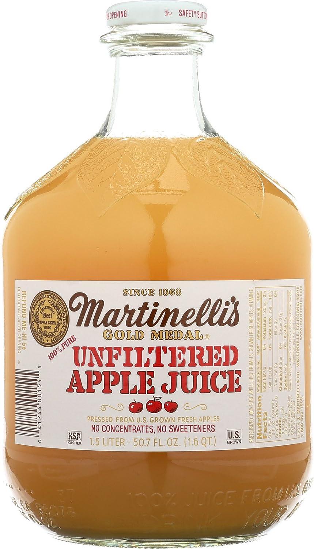 Martinelli's Apple Juice - 100%, 50 70 Fl Oz