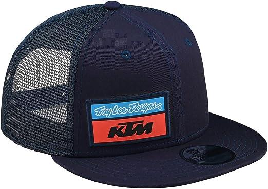 Troy Lee Designs TLD KTM Team Stock Trucker Sombreros Ajustables ...