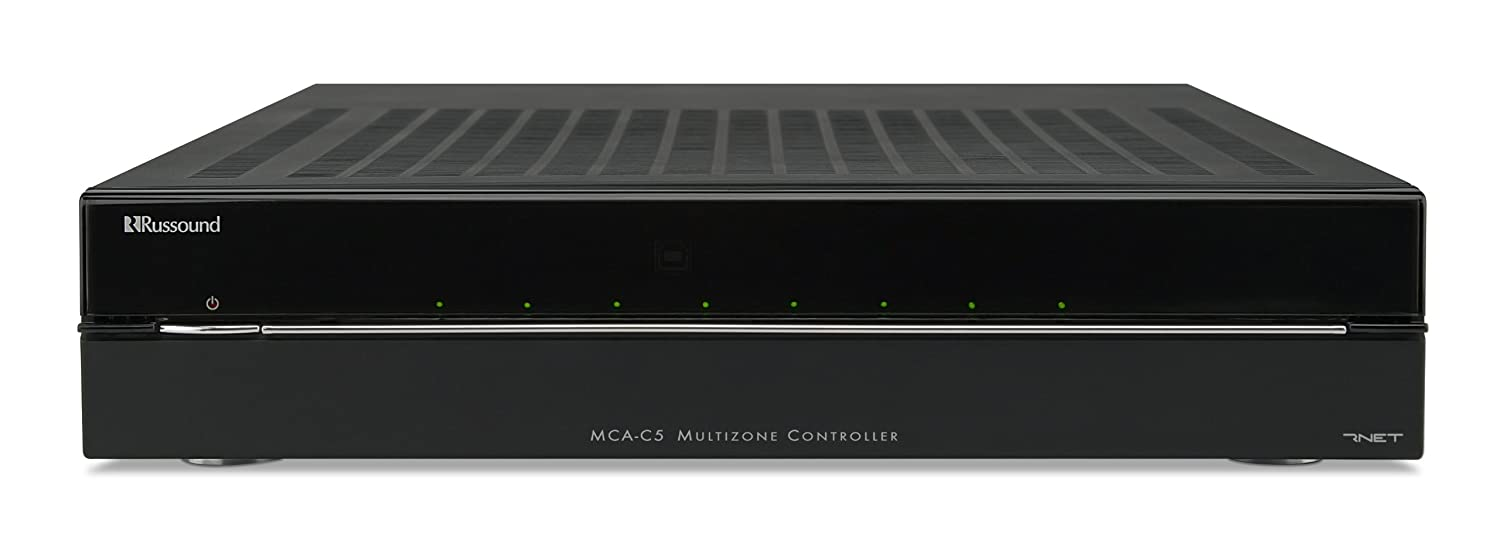 Russound Volume Control Mcac5 C Series 8 Zone Source Multizone Controller Amplifier Home Audio Theater
