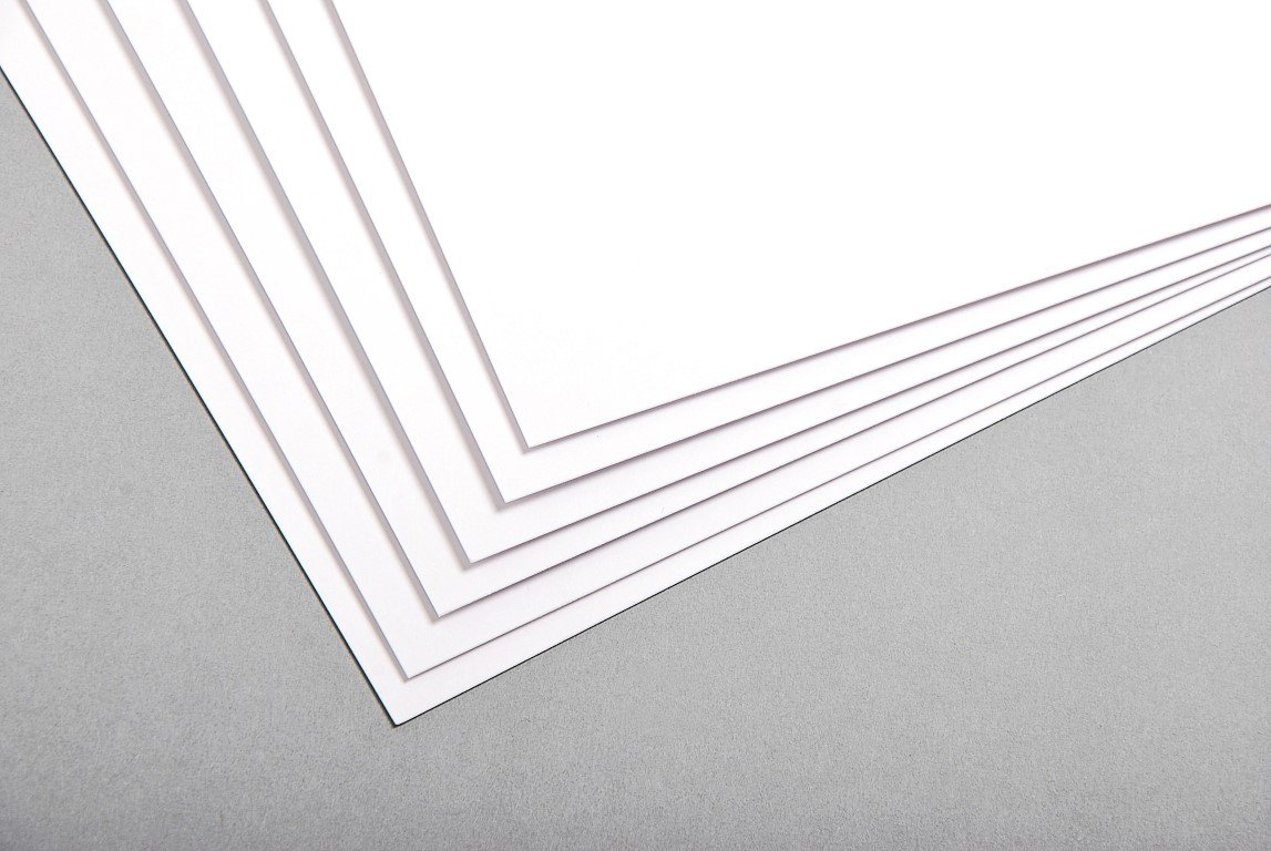 Clairefontaine 33019C Risma Cartoncino Bristol 66 x 50 x 3.5 cm Bianco