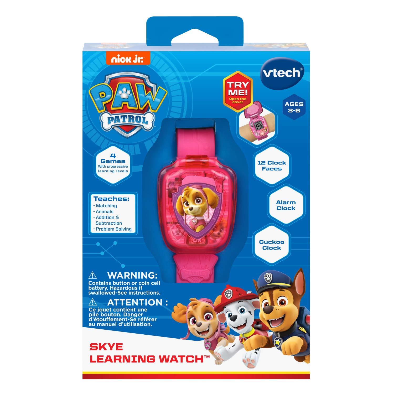VTech PAW Patrol Skye Learning Watch, Pink by VTech (Image #5)