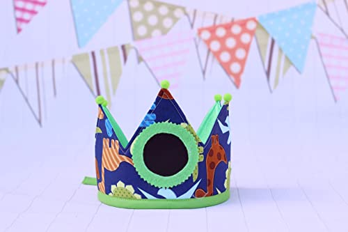 Pittitus corona cumpleaños infantil, regalo primer cumpleños ...
