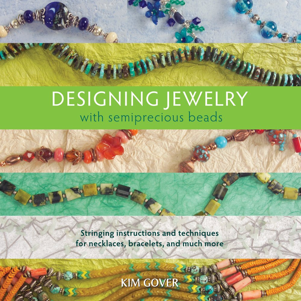 jewelry semiprecious designing com with gover designer beads kim dp books amazon