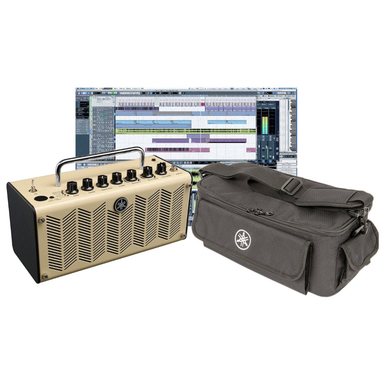 Yamaha THR5 10 Watt (5W + 5W) Stereo Amplifier w/Cubase AL Software and Gig Bag