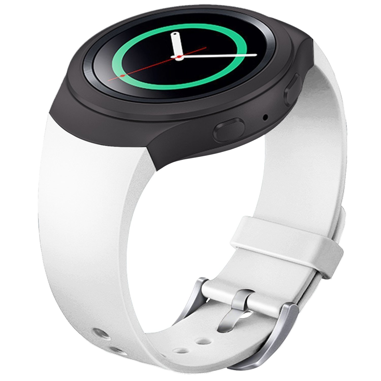 Malla Para Reloj Samsung Gear S2 Sm-r720 Sm-r730 (blanco)