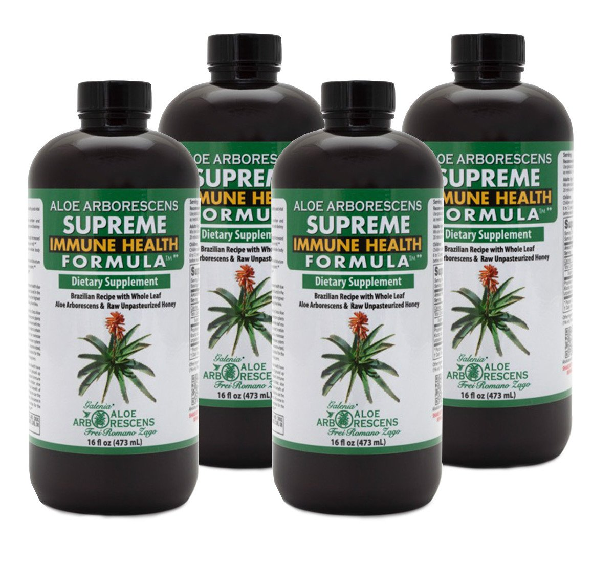 Amazon.com: Supreme Immune Health Formula (original Brazilian Father ...