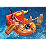 Pirate Ship Pool Float