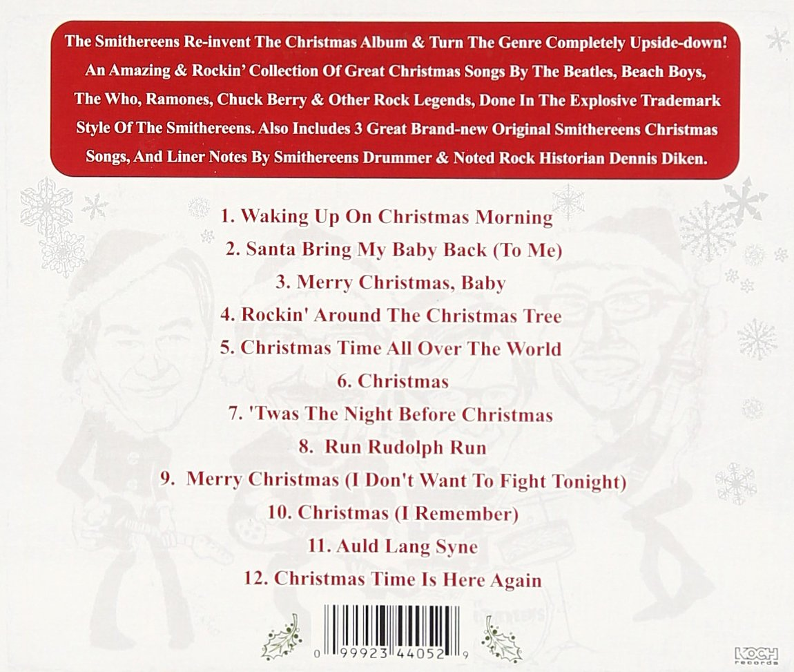 SMITHEREENS - Christmas With the Smithereens - Amazon.com Music