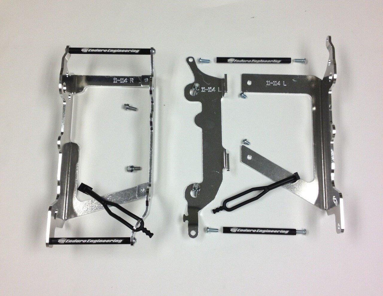 Radiator Braces Fits With Fans KTM Husaberg Husqvarna Enduro Engineering 11-114